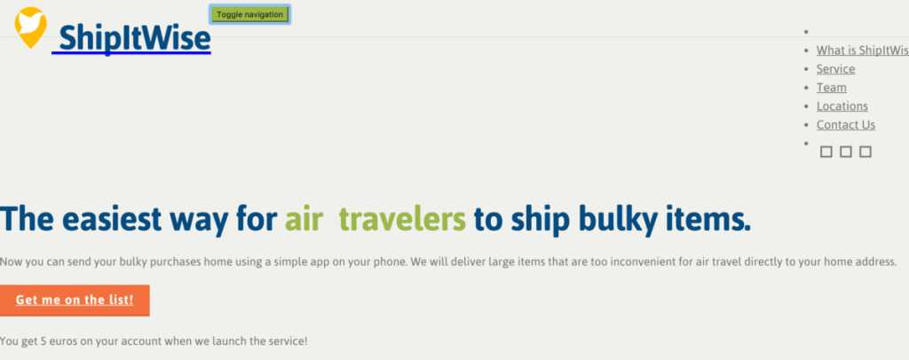 Lean Travel Iteration