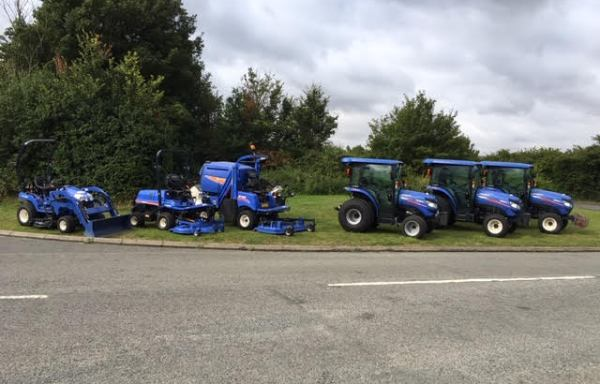 New and Ex Demo tractors and equipment