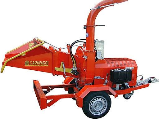 New BIO 235 Chipper