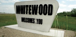 Whitewood Sign
