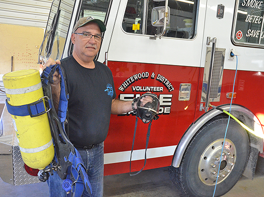 Cost to replace breathing apparatus near $100,000