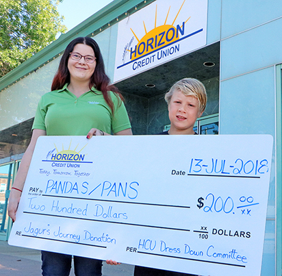 Mom organizes run to help support son with illness