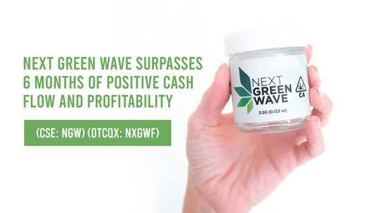 Cannot view this image? Visit: https://i2.wp.com/grassnews.net/wp-content/uploads/2020/10/next-green-wave-surpasses-6-months-of-positive-cash-flow-and-profitability.jpg?w=696&ssl=1