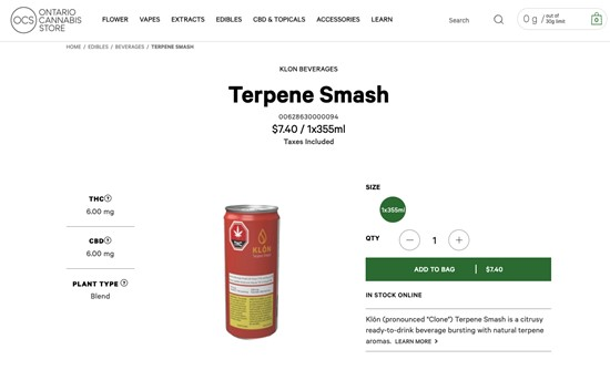 Cannot view this image? Visit: https://i2.wp.com/grassnews.net/wp-content/uploads/2021/05/molecule-craftedtm-beverages-now-available-to-ontario-consumers-online-via-ontario-cannabis-store-ecommerce-portal.jpg?w=696&ssl=1