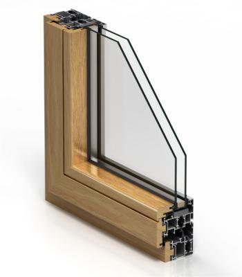 Cor Galicia Premium Alum-madera RPT