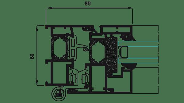 Detalles Cor 60 RPT