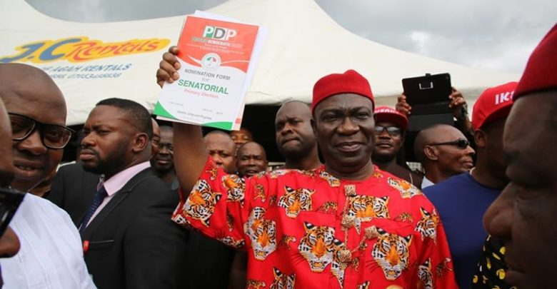 Image result for Nothing in APC to attract Ekweremadu, says PDP