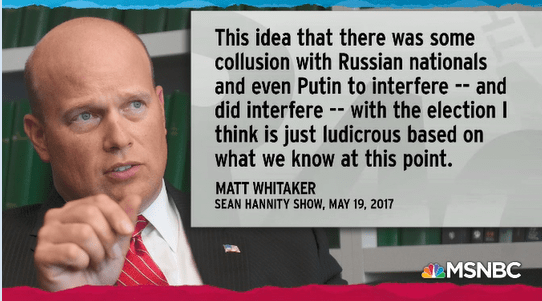 Image result for photos matt whitaker sessions