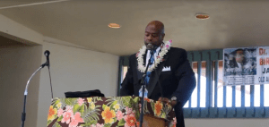 Martin Luther King Jr. Day in Kona – HI – USA