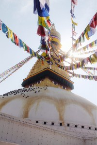World's Largest Buddhist Stupa