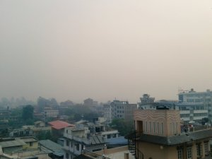 The Valley Effect: What is Causing the Smog in Kathmandu?