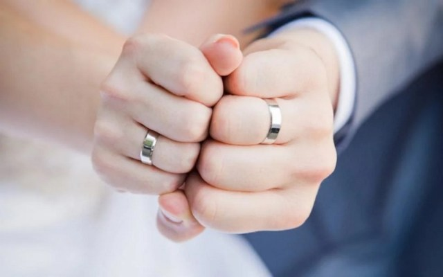брак фото