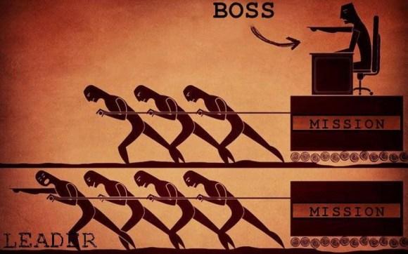 босс и лидер разница