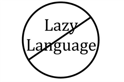 Lazy Language WEB