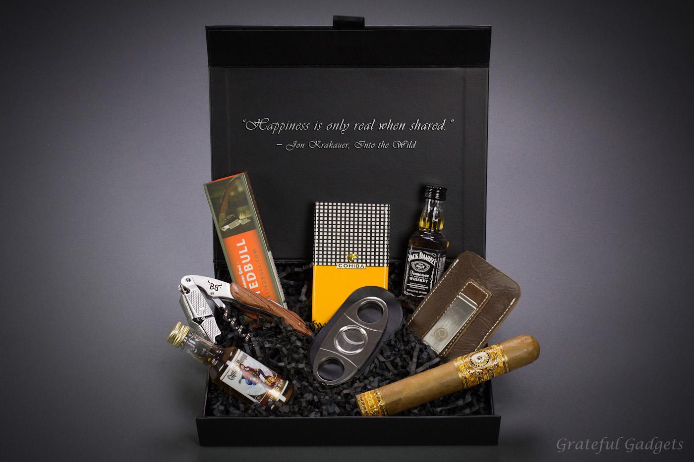 Happy Hour Groomsmen Gift Box