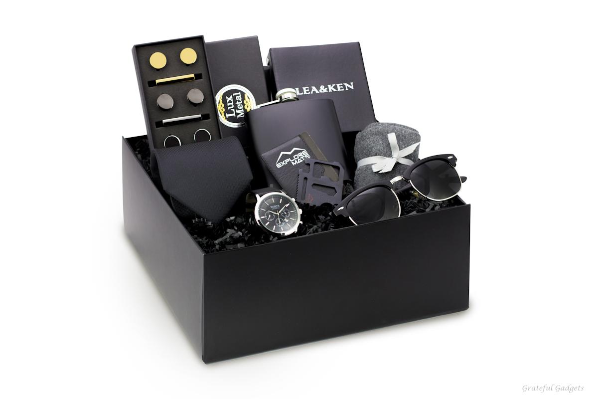 Erkek sevgiliye hediye kutusu önerileri;