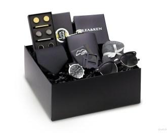 Modern Man Gift Box For Him Black Gifts