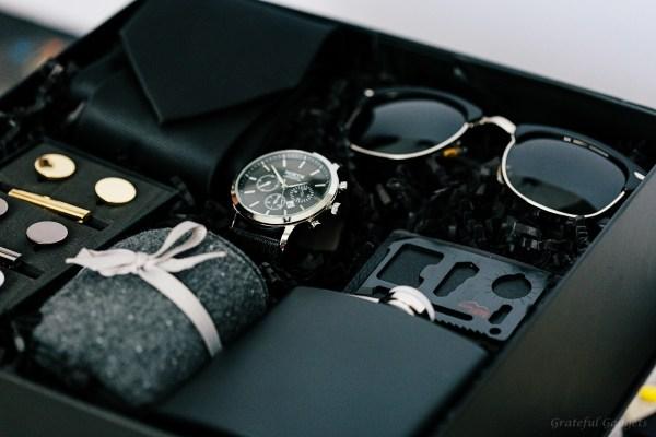 gift box for men modern luxury wedding gifts