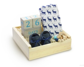 Baby Boy Gift Box Newborn Boy Gift Pregnancy Gift Box
