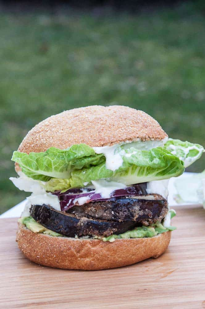 Looking for delicious vegetarian summer cookout recipes? I rounded up all of my favorites, from starters to mains to desserts. Lots of vegan options!