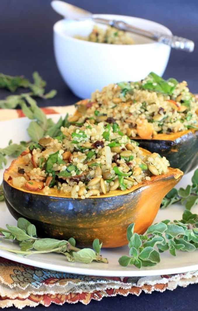 Want to include a vegetarian Thanksgiving recipe on your holiday table? Here are 29 delicious ideas to inspire your plant-based cooking this holiday season!
