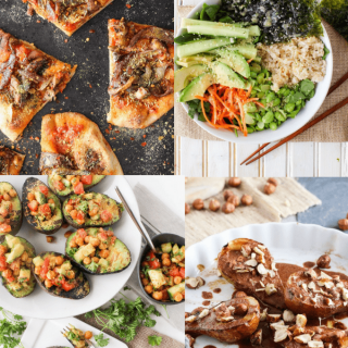 Top 16 Plant-Based Recipes of 2016 from The Grateful Grazer. Dairy-free, gluten-free, vegetarian, and vegan options!