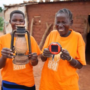 Grateful Changemakers: Solar Sister