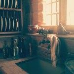 Summer Blessings: Kitchen Noises