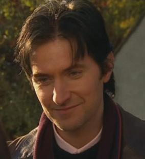 """2006 as Harry Kennedy in """"The Vicar of Dibley"""""""