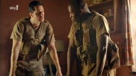 "2010 as Porter in ""Strikeback"" series 1 with Shaun Parkes"