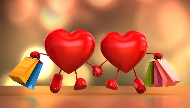 Ce și cât iubim de Valentine's Day