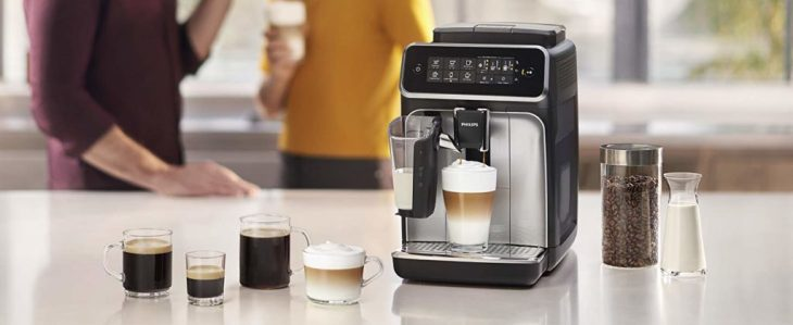 cafea la espressor automat philips