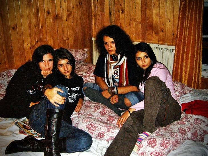 Excursie Gratiela Vlad, copii, adolescenti