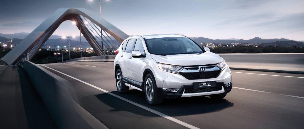 Honda CR-V Hybrid 2019  – Pentru că familia ta merită ce-i mai bun!