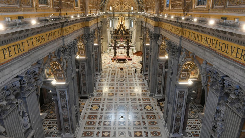 Roma, Sfantu Petru,