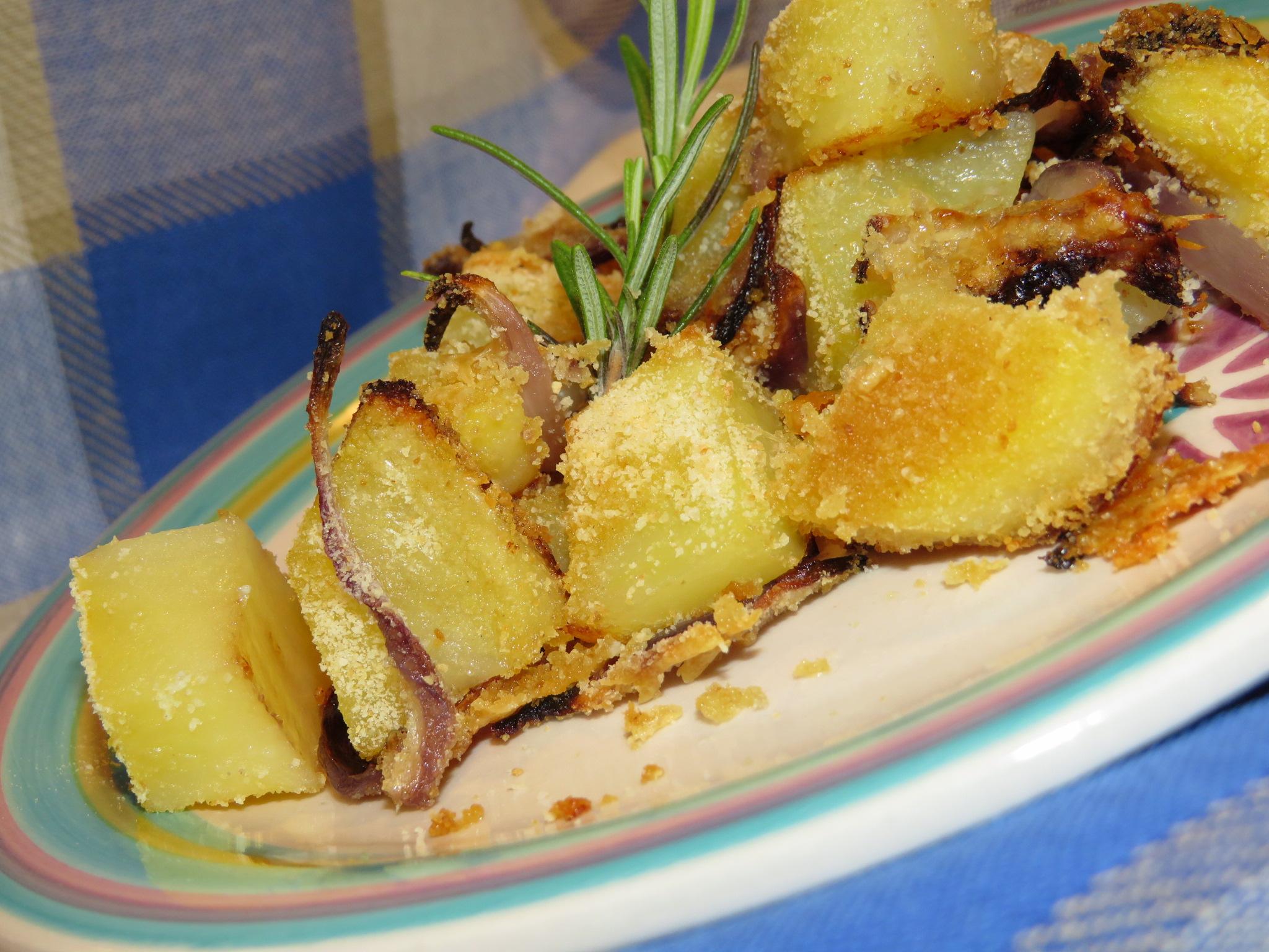 patate gratinante