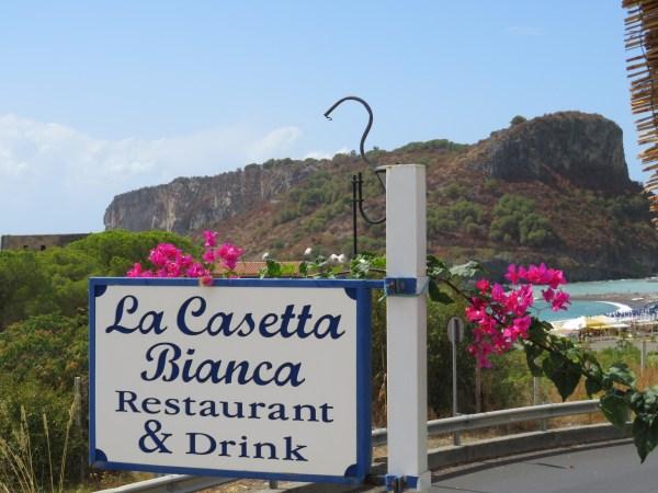 La Casetta Bianca a Praia a Mare