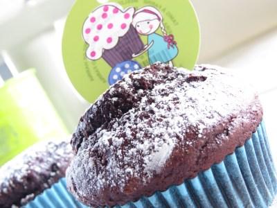 muffin al cioccolato con il bimby