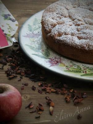 profumatissima torta di mele