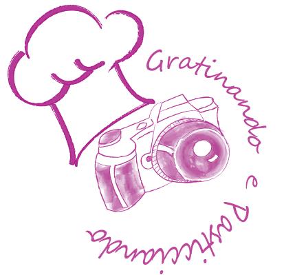 un logo per gratinando e pasticciando