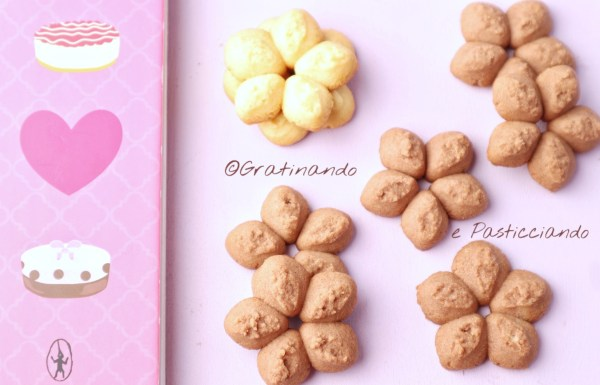 biscotti con spara biscotti