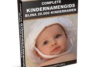 kindernamengids gratis ebook