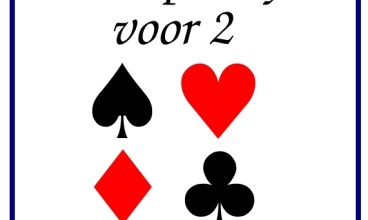 Jogledor - kaartspelletjes voor 2