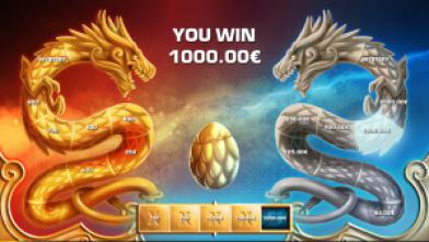mystery dragon dice big win bonus