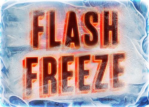 dice slot Flash Freeze