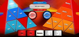 Mystery spellen op take it or not dice game