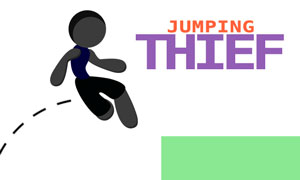 Jumping Thief