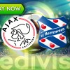 Livestream Ajax - SC Heerenveen