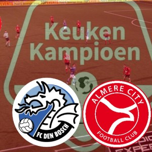 Livestream FC Den Bosch - Almere City