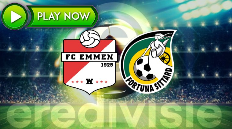 Livestream FC Emmen - Fortuna Sittard